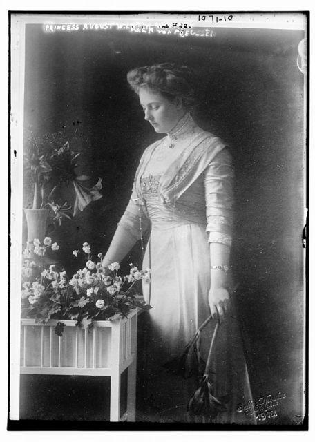 Princess August Wilhelm von Preussen, Selle u. Kuntze / Selle u. Kuntze