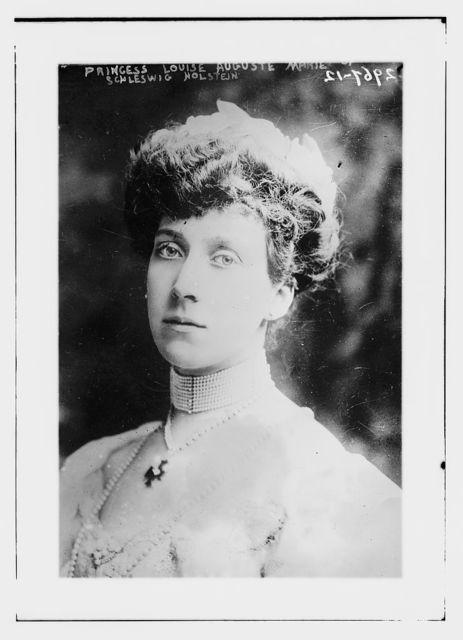 Princess Louise Auguste of Schleswig Holstein