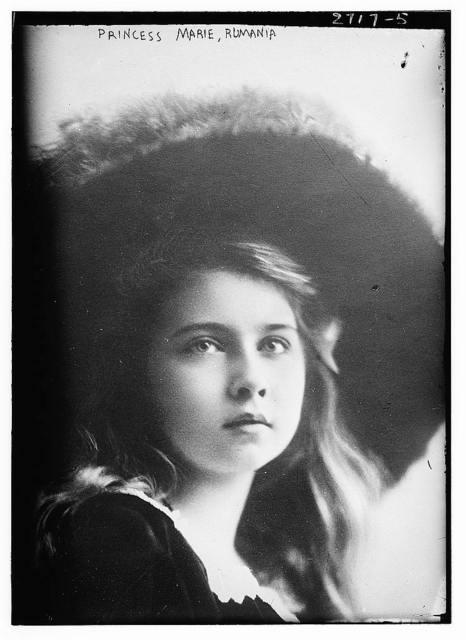 Princess Marie, Rumania