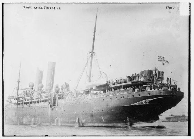 PRINZ EITEL FRIEDRICH [ship]