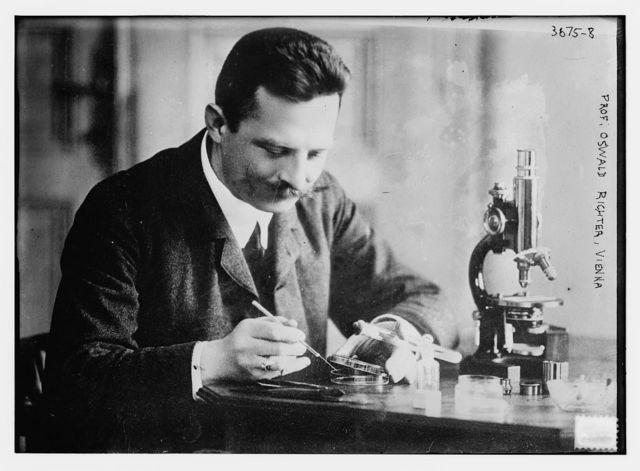 Prof. Oswald Richter, Vienna