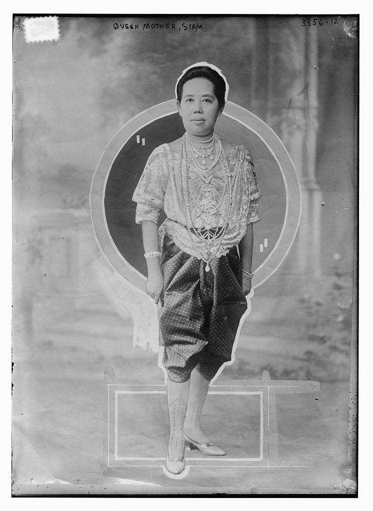 Queen Mother, Siam
