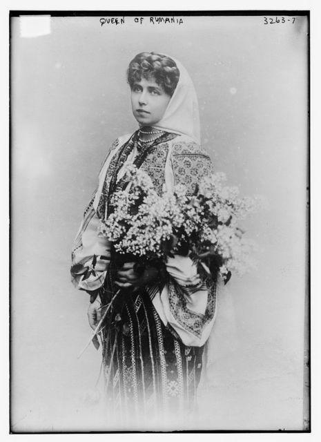 Queen of Rumania