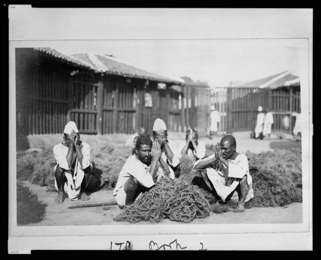 Rangoon prisoners