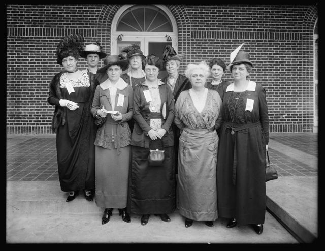 [Republican National Conference, New York Delegates (women)]