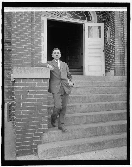 Rev. Edw. W. Broome, Supt. High School, Rockville, Md.
