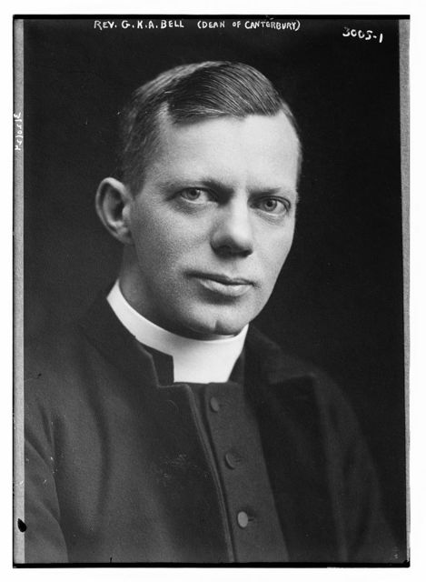 Rev. G. K. A. Bell (Dean of Canterbury)