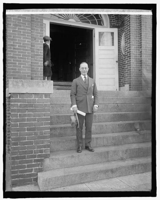 Rev. P. Rowland Wagner, Rockville, Md.