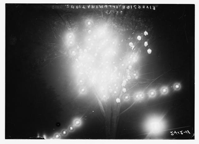 Riverside Drive Illumination