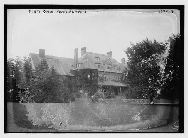 Rob't. Goelet House -- Newport
