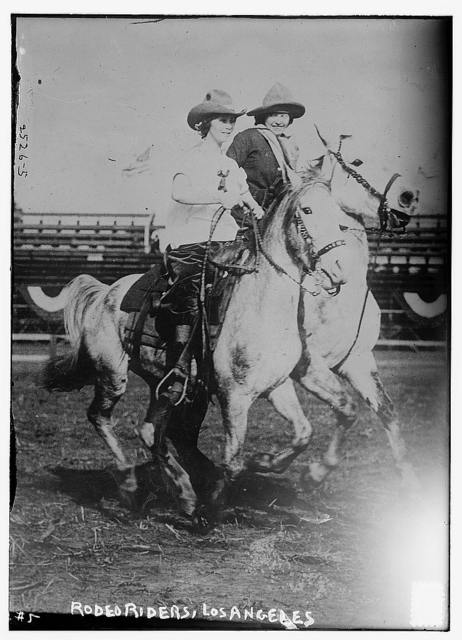 Rodeo Riders, L.A.