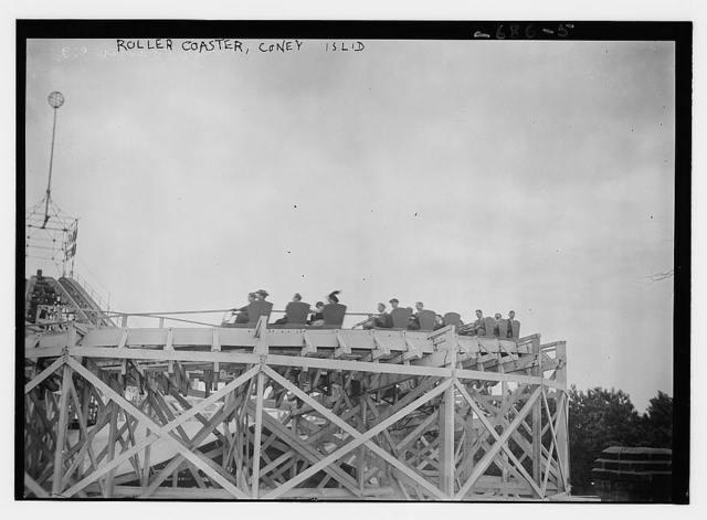 Roller Coaster - Coney Isl.