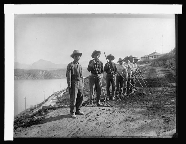 Salt River Project, Ariz. Apache Indians