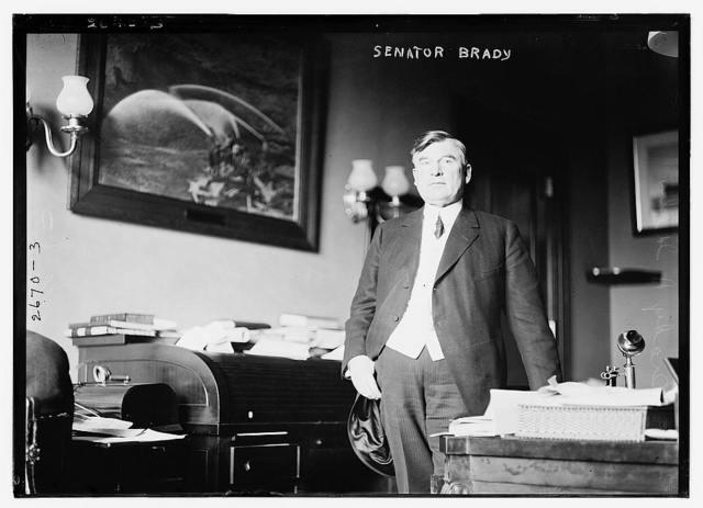 Senator Brady