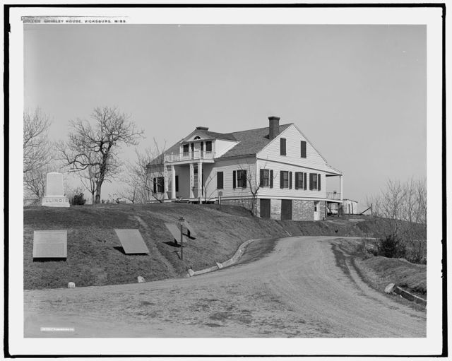 Shirley House, Vicksburg, Miss.