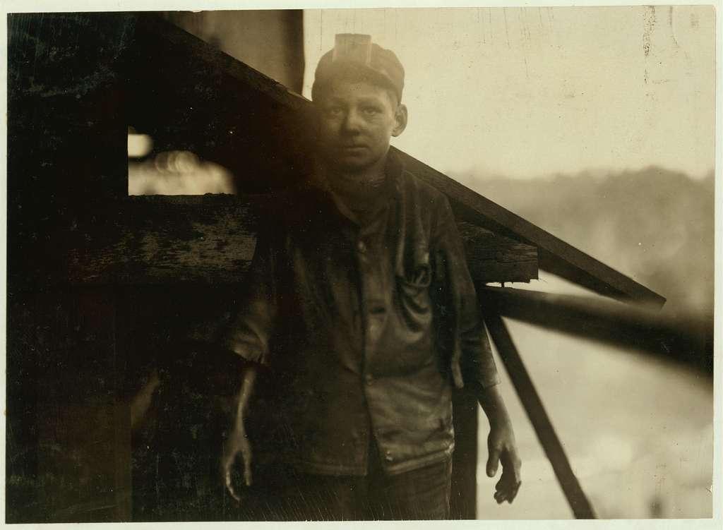 Shorpy Higginbotham (See label #1835.) Location: Bessie Mine, Alabama
