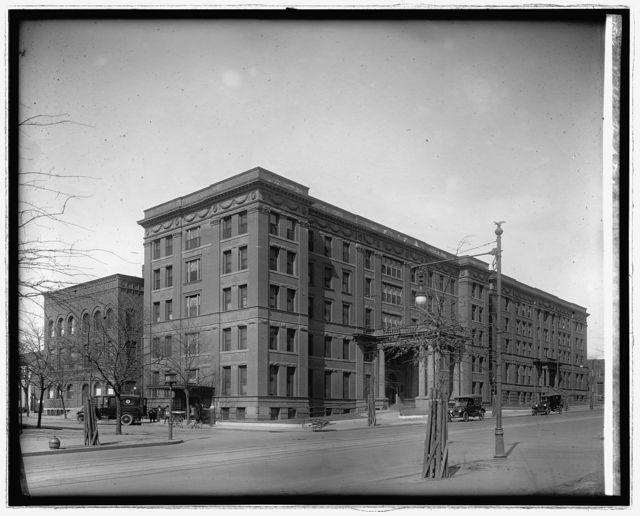 Sibley Hospital, [Washington, D.C.]