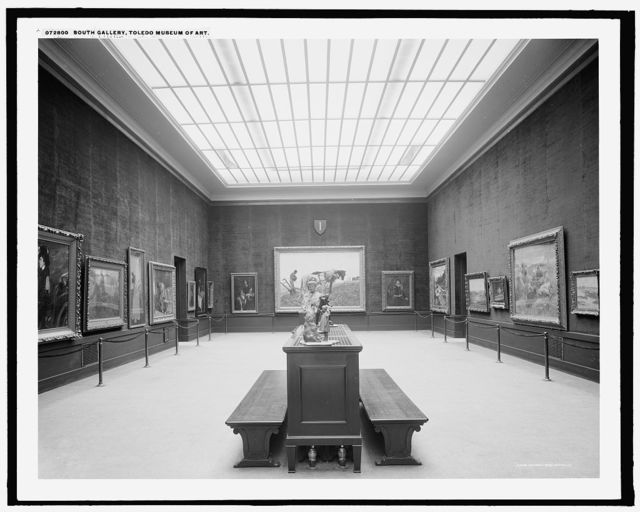 South gallery, Toledo Museum of Art