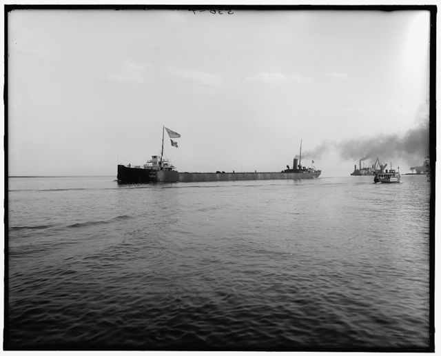 [S.S. Victory, St. Clair Flats, Mich.]