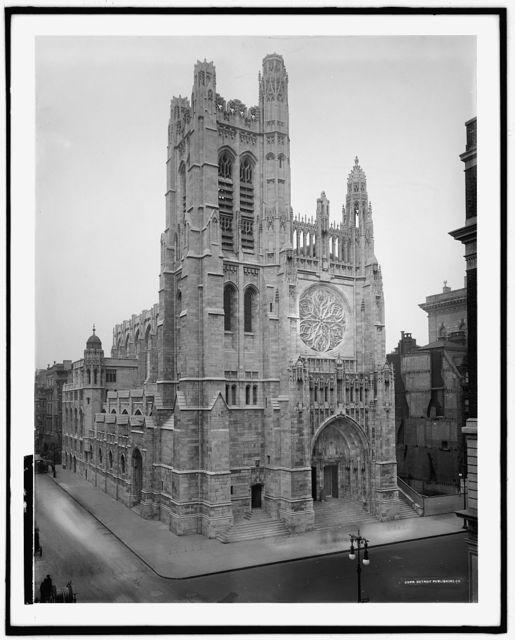 St. Thomas Church, New York
