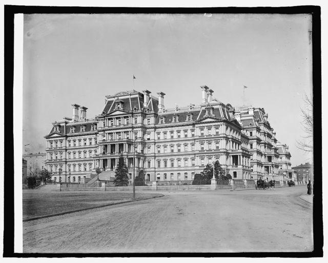 State War & Navy Bldg., [Washington, D.C.]