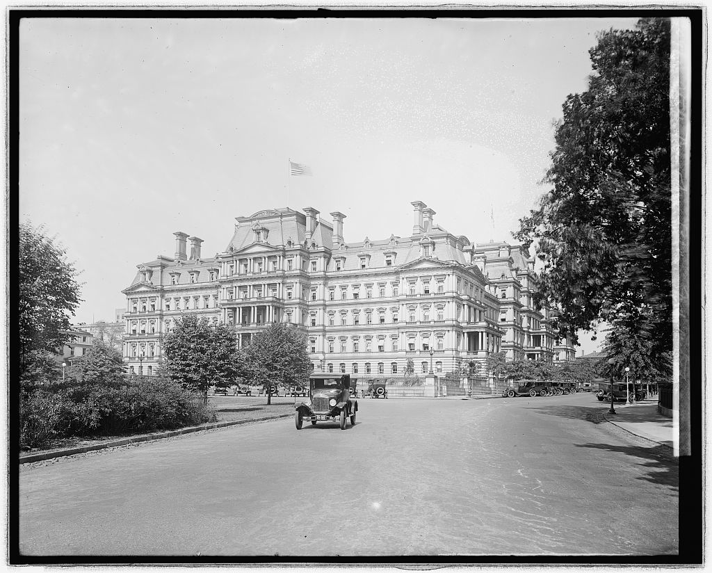 State War & Navy Bldg., [Washington, D.C.], Ford Motor Co.