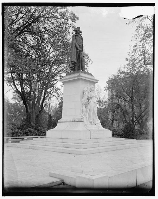 [Statue of John Barry, Commodore United States Navy]