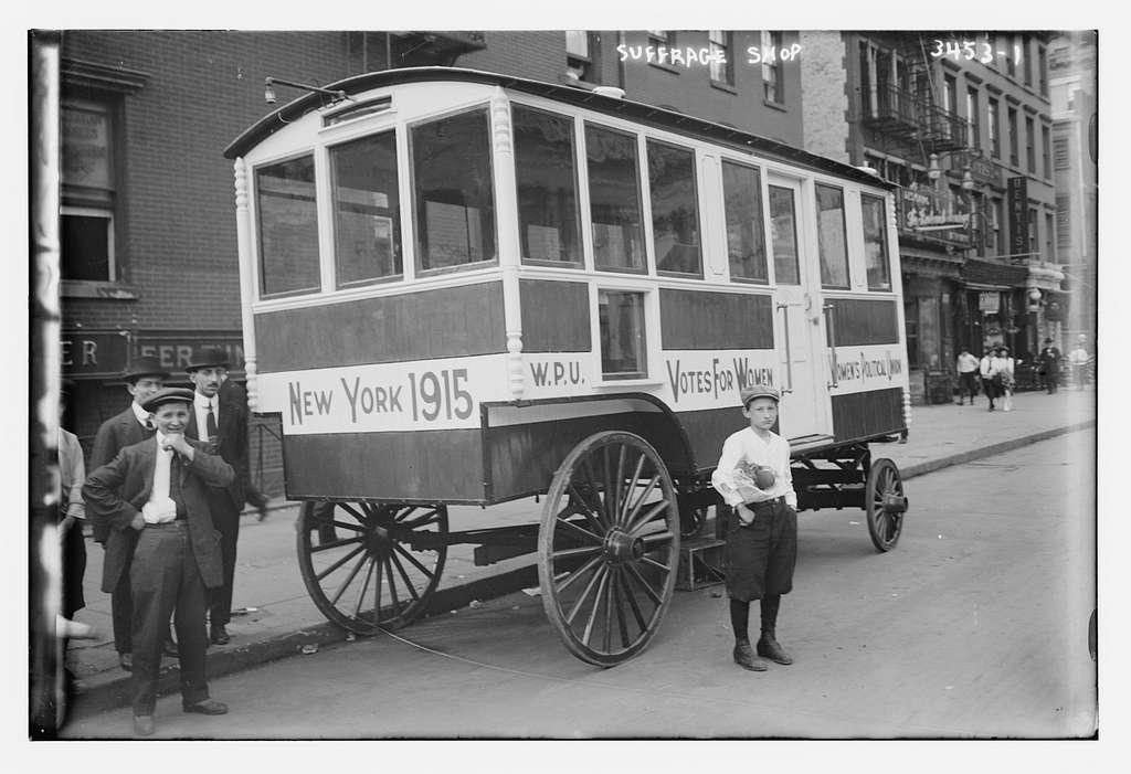 Suffrage Shop