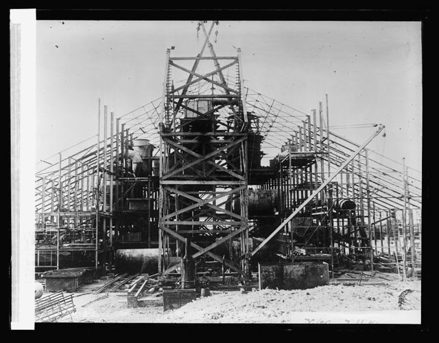 Sugar Refinery in course of construction at Cartavia, Peru (No. 64)