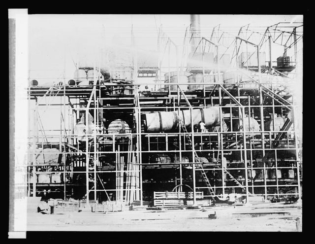 Sugar Refinery in course of construction at Cartavia, Peru (No. 66)