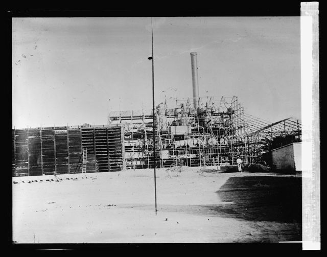 Sugar Refinery in course of construction at Cartavia, Peru (No. 71)