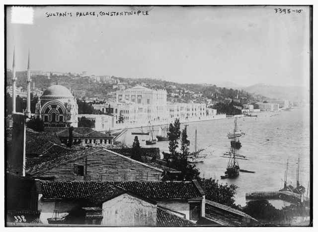 Sultan's Palace, Constantinople