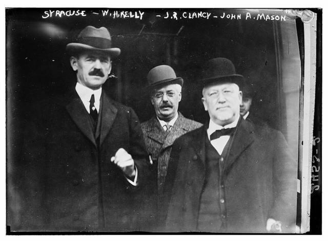 Syracuse - W.H. Kelly - J. R. Clancy and John A. Mason