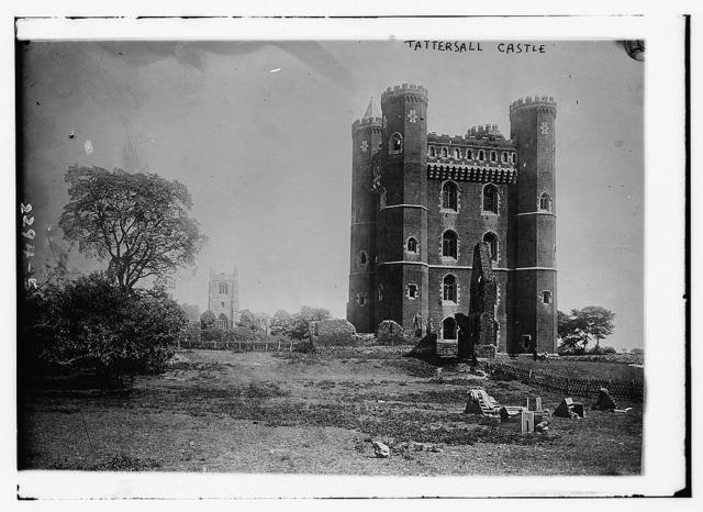 [Tattershall Castle, Lincolnshire, England]
