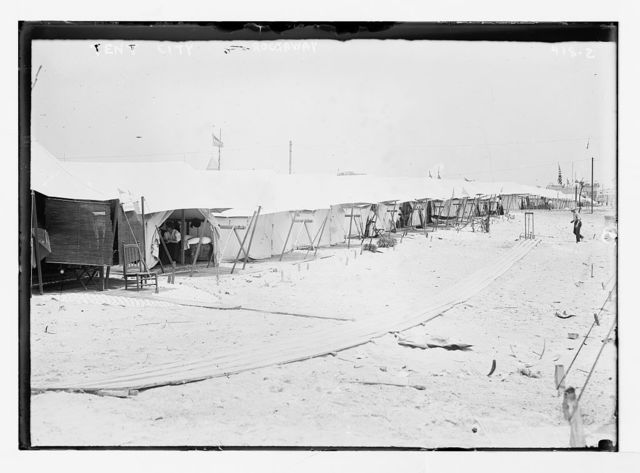 Tent City, Rockaway