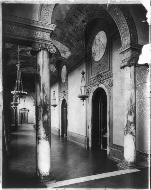 The New Theater, New York City: The Foyer