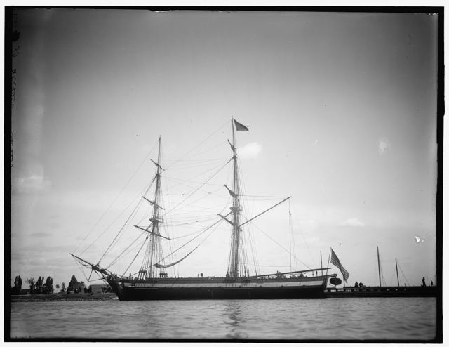 [The Niagara, Perry flagship replica]