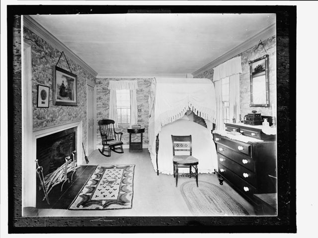 [The Spare room, Thomas Bailey Aldrich Memorial, Portsmouth, N.H.]