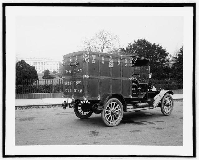 Topham's Trunck auto