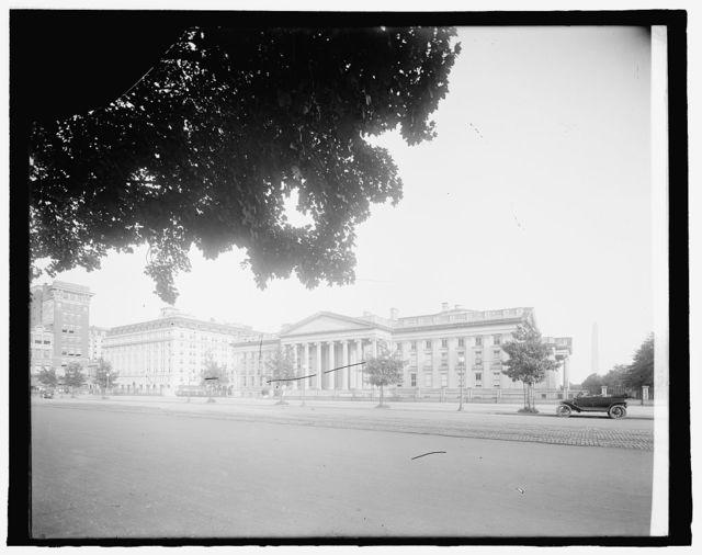 Treasury Dept., [Washington, D.C.]