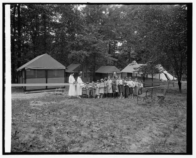 Tuberculosis camp