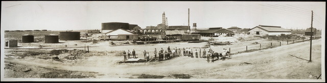 Union Oil Company at Bakersfield, Calif.