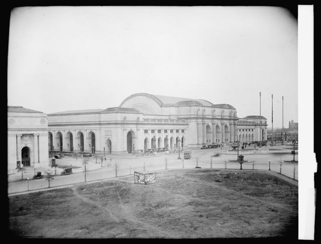 Union Station, [Washington, D.C.]