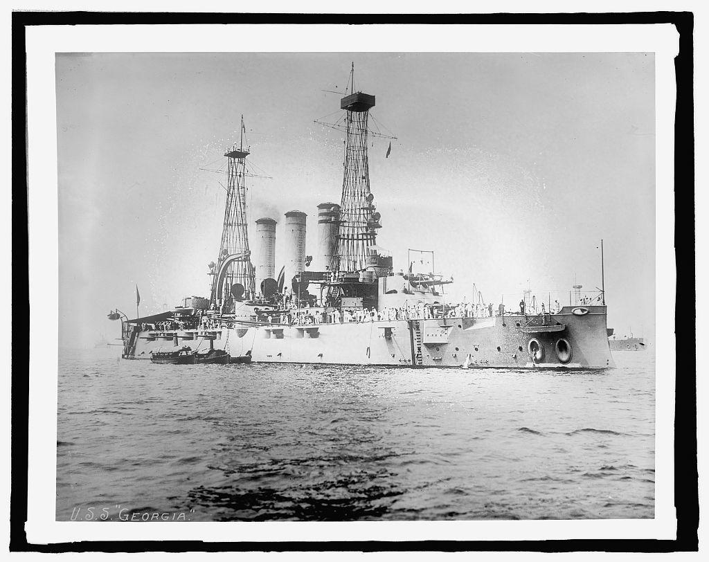 U.S. Ship Georgia