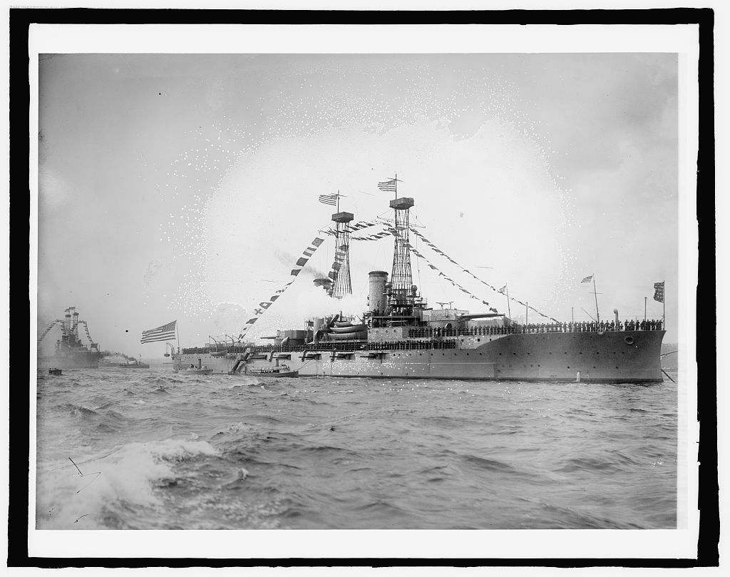 U.S. Ship North Dakota