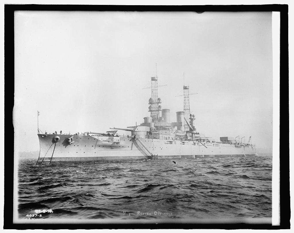 U.S. Ship Wyoming