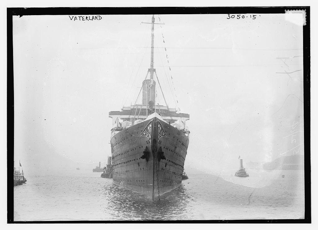 VATERLAND [ship]