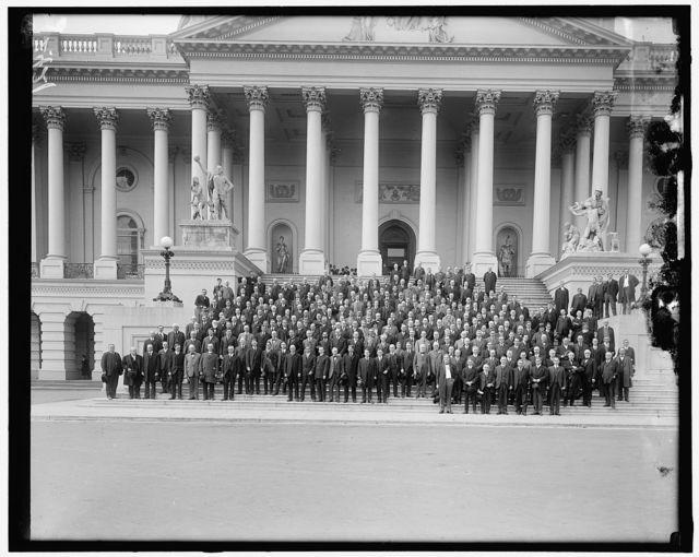 War Congress on Capitol Steps