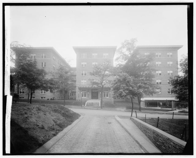 Wardman [Courts, Washington, D.C.]