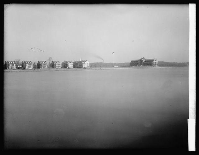 Wash. Barracks & War College, [Washington, D.C.]